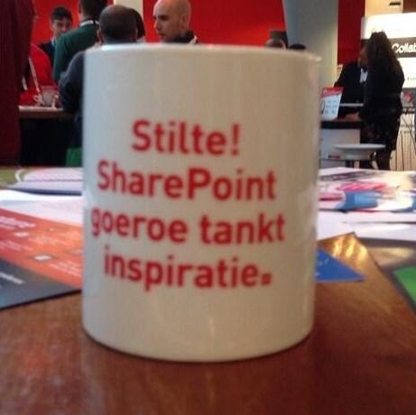 SharePoiint mug