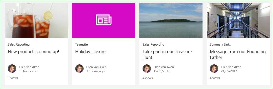 Treasure Hunt - all news