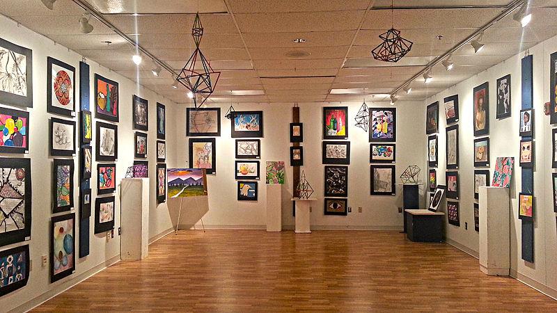 800px-Northwestern_High_School_Student_Art_Gallery