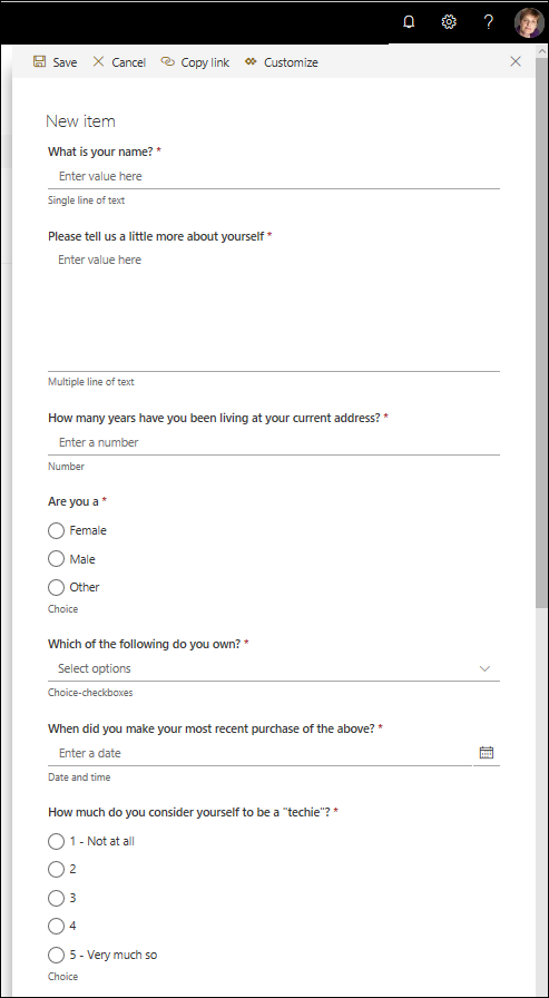 SurveyList-input