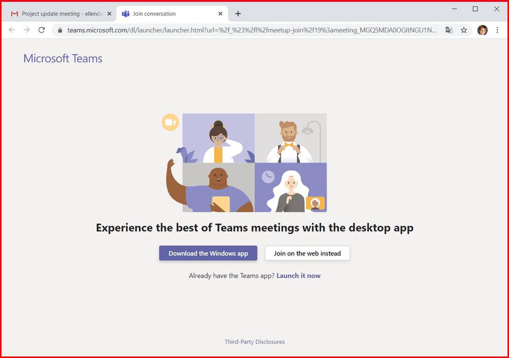 Teams-gmail-chrome